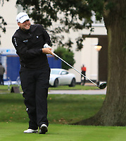 Jack Senior (ENG) on the 10th tee during Round 2 of the Bridgestone Challenge 2017 at the Luton Hoo Hotel Golf &amp; Spa, Luton, Bedfordshire, England. 08/09/2017<br /> Picture: Golffile | Thos Caffrey<br /> <br /> <br /> All photo usage must carry mandatory copyright credit     (&copy; Golffile | Thos Caffrey)