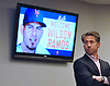 Jeff Wilpon, COO of the New York Mets, attends the introductory news conference of newly-signed free agent catcher Wilson Ramos at Citi Field in Flushing. NY on Tuesday, Dec. 18, 2018.