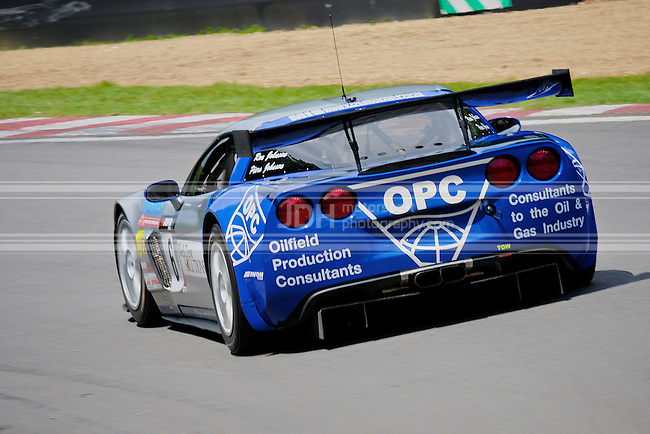Ron Johnson/Piers Johnson - Speedworks Motorsport Chevrolet Corvette Z06 R