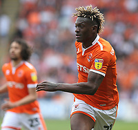 Blackpool's Armand Gnanduillet<br /> <br /> Photographer Stephen White/CameraSport<br /> <br /> The EFL Sky Bet League One - Blackpool v Fleetwood Town - Monday 22nd April 2019 - Bloomfield Road - Blackpool<br /> <br /> World Copyright © 2019 CameraSport. All rights reserved. 43 Linden Ave. Countesthorpe. Leicester. England. LE8 5PG - Tel: +44 (0) 116 277 4147 - admin@camerasport.com - www.camerasport.com<br /> <br /> Photographer Stephen White/CameraSport<br /> <br /> The EFL Sky Bet Championship - Preston North End v Ipswich Town - Friday 19th April 2019 - Deepdale Stadium - Preston<br /> <br /> World Copyright © 2019 CameraSport. All rights reserved. 43 Linden Ave. Countesthorpe. Leicester. England. LE8 5PG - Tel: +44 (0) 116 277 4147 - admin@camerasport.com - www.camerasport.com