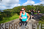 Siobhan Bennett who took part in the Killarney Women's Mini Marathon on Saturday last.
