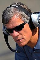 6-8 August, 2010, Watkins Glen, New York USA.Bob Gordon, Robby's father..©2010 F.Peirce Williams, USA.
