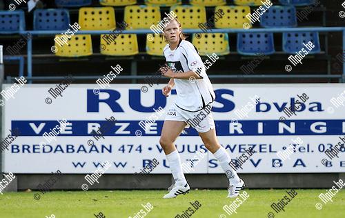 2010-08-04 / Seizoen 2010-2011 / Voetbal / Wuustwezel / Koen Matyn..Foto: mpics