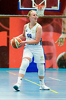 HAREN - Basketbal, Martini Sparks - Den Helder, Basketbal League vrouwen, seizoen 2018-2019, 08-11-2018, Martini Sparks speelster Marit Siersema