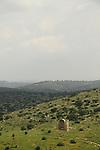 Israel, Shephelah, remains of the Church of Sandahanna (Santa Ana) in Beth Guvrin