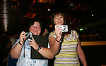 Fans take photos of actors at Meet & Greet - Day 2 - August 1, 2010 - So Long Springfield at Sea aboard Carnival's Glory (Photos by Sue Coflin/Max Photos)