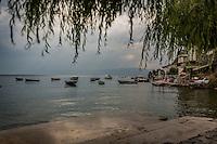Makedonien. Ohridsøen. Foto: Jens Panduro