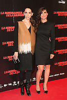 "Nur Levi and Maria Botto attends ""La Ignorancia de la Sangre"" Premiere at Capitol Cinema in Madrid, Spain. November 13, 2014. (ALTERPHOTOS/Carlos Dafonte) /NortePhoto nortephoto@gmail.com"