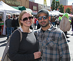 Brittany and Ricky during the Italian Festival held in downtown Reno outside of the Eldorado Hotel and Casino on Sunday afternoon, October 7, 2018.
