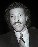 Lionel Richie 1984<br /> Testimonial Dinner to William B. Williams<br /> Photo By John Barrett/PHOTOlink