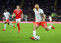 2015 11 13 International friendly,Wales v Netherlands,Cardiff City Stadium,UK