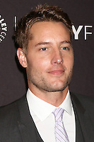 BEVERLY HILLS, CA - SEPTEMBER 13: Justin Hartley at the PaleyFest 2016 Fall TV Preview featuring NBC at the Paley Center For Media in Beverly Hills, California on September 13, 2016. Credit: David Edwards/MediaPunch