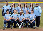 4-25-14, Skyline High School junior varsity softball team