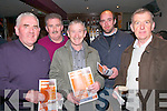 Cheltenham Preview : Pictured attending the Cheltenham Preview night in aid of the Listowel branch of Kerry Parents & Friends held at Christie's Bar, Listowel on Monday night last were Martin Kennelly, Jim Foley, Johnny O'Connor, Noel Griffi & Mike Keane.