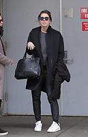 www.acepixs.com<br /> <br /> April 1 2017, New York City<br /> <br /> Monaco Royal Charlotte Casiraghi arrives in JFK with her son Rapha&euml;l Elmaleh on April 1 2017 in New York City<br /> <br /> By Line: Charles Leonard/ACE Pictures<br /> <br /> <br /> ACE Pictures Inc<br /> Tel: 6467670430<br /> Email: info@acepixs.com<br /> www.acepixs.com