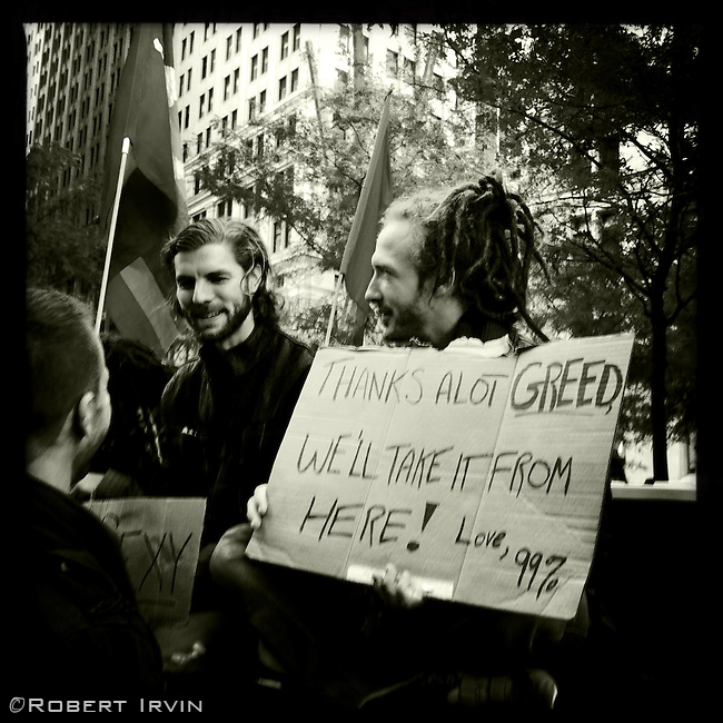 Occupy Wall Street Oct 22, 2011
