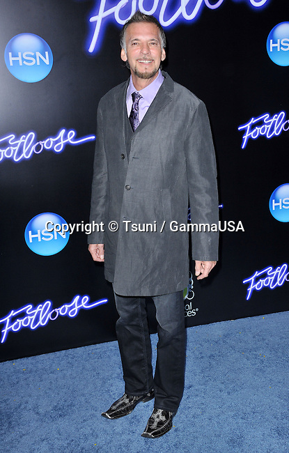 Kenny Loggins  at the Foot Loose Premiere at the Westwood Village Theatre In Los Angeles.