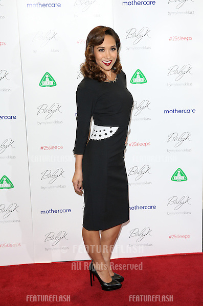 Myleene Klass at Mothercare VIP Christmas party, London. 28/11/2013 Picture by: Henry Harris / Featureflash
