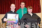 Kerry Parents and Friends annual fashion show takes place next Wednesday, June 20th. .L-R John Paul Doyle, Katie Gleeson and Jerry Lynes.