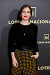 Ivana Vaquero attends to Fantastic Beasts: The Crimes of Grindelwald film premiere during the Madrid Premiere Week at Kinepolis in Pozuelo de Alarcon, Spain. November 15, 2018. (ALTERPHOTOS/A. Perez Meca)