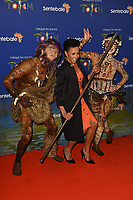 Dame Kelly Holmes<br /> arriving for the Cirque du Soleil Premiere of TOTEM at the Royal Albert Hall, London<br /> <br /> ©Ash Knotek  D3471  16/01/2019
