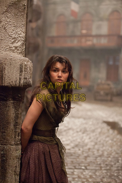 SAMANTHA BARKS.in Les Miserables (2012) .*Filmstill - Editorial Use Only*.CAP/FB.Supplied by Capital Pictures.