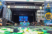 NOVA YORK (EUA) 01.09.2019 - BRAZILIAN-DAY - Dj Alok durante Brazilian Day (BrDay) na cidade de Nova York neste domingo, 01. (Foto: Vanessa Carvalho/Brazil Photo Press)
