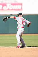 Daniel Descalsco - Surprise Rafters, 2009 Arizona Fall League.Photo by:  Bill Mitchell/Four Seam Images..