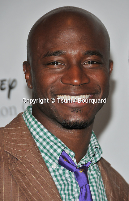 Taye Diggs  - <br /> ABC  - tca Summer Party 2008 at the Beverly Hilton In Los Angeles.<br /> <br /> headshot<br /> eye contact<br /> smile