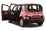 Rear three quarter door view of a 2012 Citroen C3 PICASSO Millenium 5 Door Mini Mpv 2WD