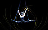 Amaluna from Cirque du Soleil at The Royal Albert Hall, London, <br /> Great Britain <br /> performance <br /> 15th January 2016 <br /> <br /> <br /> Storm <br /> <br /> <br /> <br /> Photograph by Elliott Franks <br /> Image licensed to Elliott Franks Photography Services