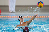 Kings College. North Island Secondary School Waterpolo, National Aquatic Centre, Auckland, New Zealand, Wednesday 28 March 2019. Photo: Simon Watts/www.bwmedia.co.nz