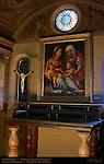 Holy Family da Pescia Chapel of the Signoria Palazzo Vecchio Florence