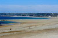 südliche St.Quen's Bay, Insel Jersey, Kanalinseln