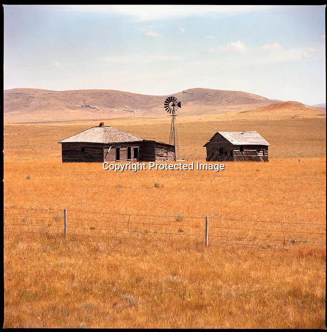 Kansas/Colorado Boarder '07