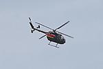 10.06.2010, ILA Internationalen Luftfahrt-Ausstellung ,Flughafen Schönefeld Berlin, GER, im Bild Hubschrauber Bo105 des Deutschen Heeres Foto © nph / Hammes