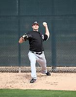 Ian Clarkin - Chicago White Sox 2018 spring training (Bill Mitchell)
