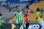Atlético Nacional venció 2-0 a Real Cartagena. Fecha 1 Liga Femenina 2018.
