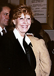 """Gwen Verdon attends the Opening Night of """"Childeren of a Lesser God"""" at the Longacre Theatre on April 30, 1980 in New York City."""