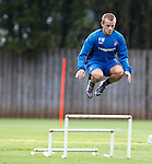 200810 Rangers training