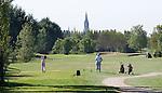Rijswijkse Golfclub hole 4.