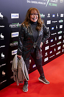 Massiel attends to El Jovencito Frankenstein premiere at La Luz Philips Teather in Madrid, Spain. November 13, 2018. (ALTERPHOTOS/A. Perez Meca) /NortePhoto.com