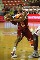 Clay Tucker (Roma).Roma, 16/04/2012 PalaTiziano.Basket Campionato di Pallacanestro serie A1.Acea Roma vs Banca Tercas Teramo.Foto Insidefoto Antonietta Baldassarre
