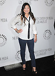 Jenna Ushkowitz at The PaleyFest 2011 Panel for Glee held at The Saban Theater in Beverly Hills, California on March 16,2011                                                                               © 2010 Hollywood Press Agency