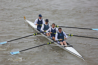 Crew: 105   Weybridge   F 4-<br /> <br /> Veteran Fours Head 2017<br /> <br /> To purchase this photo, or to see pricing information for Prints and Downloads, click the blue 'Add to Cart' button at the top-right of the page.