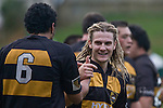 Marty Robson is all smile at the completion of the game. Counties Manukau Premier Club Rugby game between Bombay & Manurewa played at Bombay on Saturday June 14th 2008..Bombay won 19 - 12 after leading 12 - 0 at halftime.