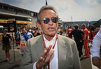 Spa 27/08/2017 Formula 1 / GP F1 Belgio Francorchamps <br /> <br /> Jacky Ickx <br /> Foto Benoit Bouchez / Photonews /Panoramic /Insidefoto