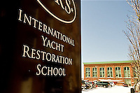 TAE- Int. Yacht Restoration School & Library, Newport RI 4 12
