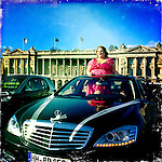 Place de la Concorde, Paris, France. April 22nd 2012