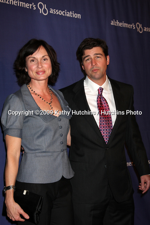 "Kyle Chandler   arriving at ""A Night At Sardi's"" at the Beverly Hilton Hotel, in Beverly Hills, CA  on.March 4, 2009.©2009 Kathy Hutchins / Hutchins Photo...                ."